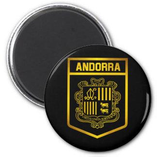 Imán Emblema de Andorra