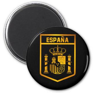 Imán Emblema de España