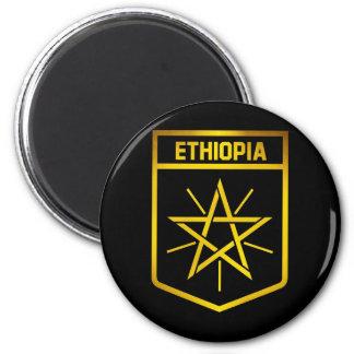 Imán Emblema de Etiopía