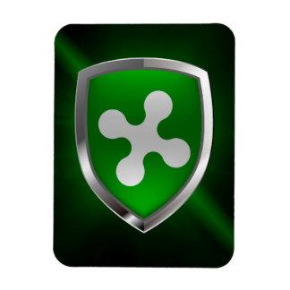 Iman Emblema metálico de Lombardia