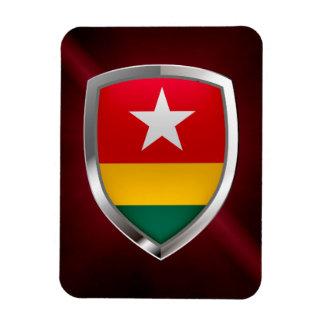 Iman Emblema metálico de Togo