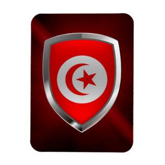 Iman Emblema metálico de Túnez