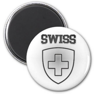 Imán Emblema suizo