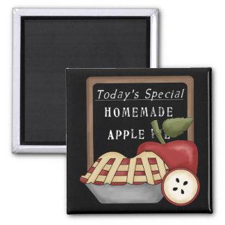 Imán Empanada de Apple hecha en casa