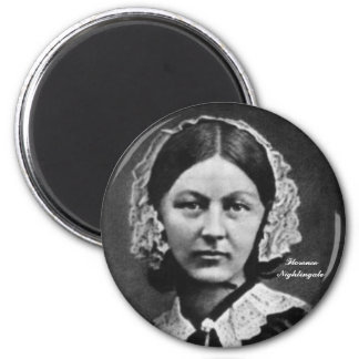 Imán Enfermera Florence Nightingale