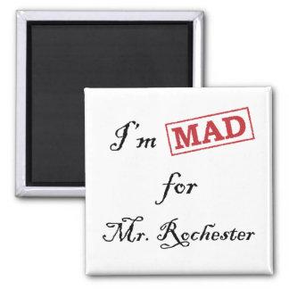 Imán Enojado para Sr. Rochester