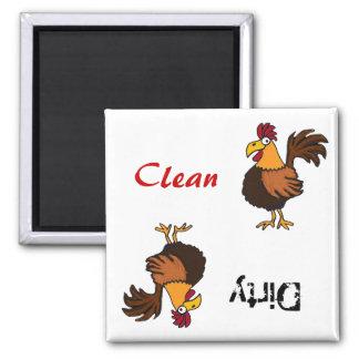 Imán enrrollado del lavaplatos del gallo AA