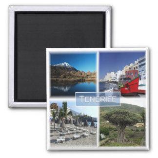 Imán ES * Islas Canarias España de España - de Tenerife
