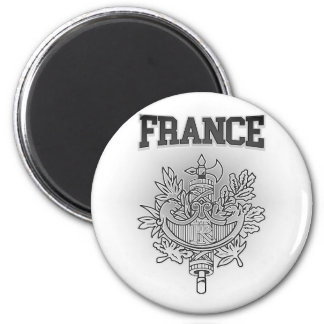Imán Escudo de armas de Francia