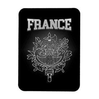 Iman Escudo de armas de Francia