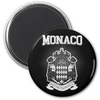 Imán Escudo de armas de Mónaco