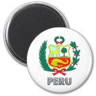 Imán Escudo de armas de Perú