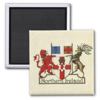Imán Escudo de armas para Irlanda del Norte