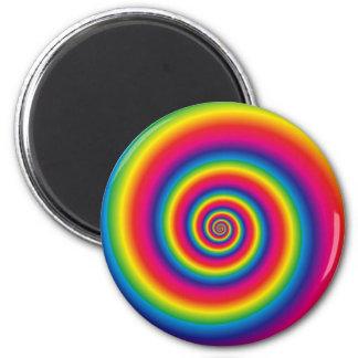 Imán Espiral del arco iris