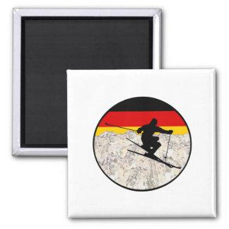 Imán Esquí Alemania