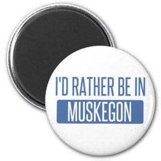 Imán Estaría bastante en Muskegon