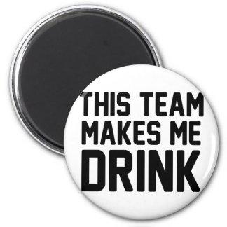 Imán Este equipo hace que bebe