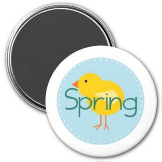 Imán ¡Ey, Chickie! ¡La primavera ha saltado!