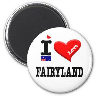 Imán FAIRYLAND - amor de I
