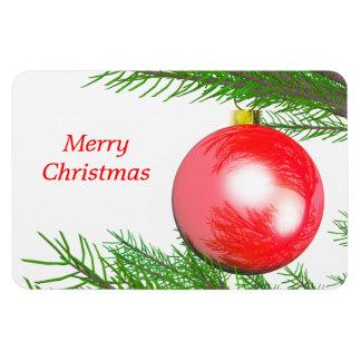 Iman Feliz decoración del árbol de navidad