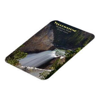 Imán Flexible Baje el parque nacional de Yellowstone del ~ de