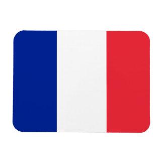 Imán Flexible Bandera de Francia, bandera nacional tricolora