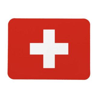 Imán Flexible Bandera de Suiza