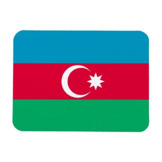 Imán Flexible Bandera patriótica de Azerbaijan