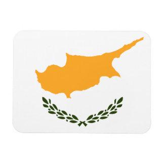 Imán Flexible Bandera patriótica de Chipre