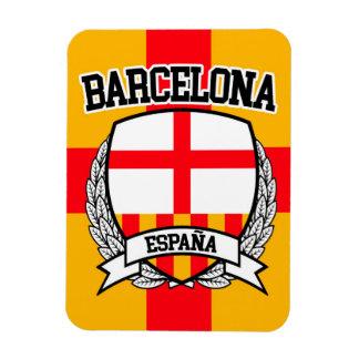 Imán Flexible Barcelona