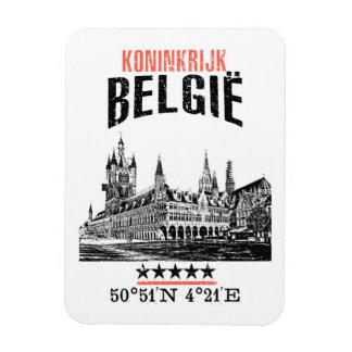 Imán Flexible Bélgica