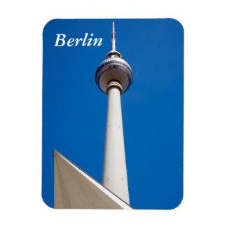 Imán Flexible Berlín Fernsehturm