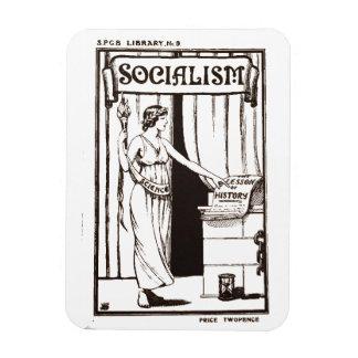 Imán Flexible Biblioteca ninguna de SPGB 1920) cubiertas del