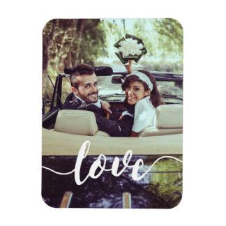 Imán Flexible Capa de la escritura del amor