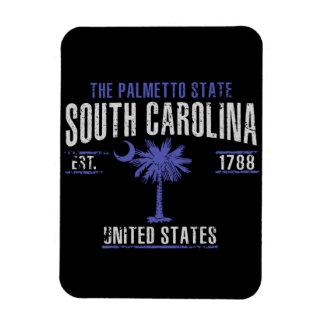 Imán Flexible Carolina del Sur