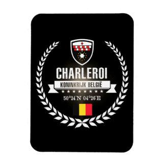 Imán Flexible Charleroi