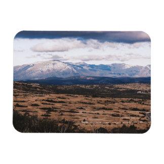 Imán Flexible Cordillera