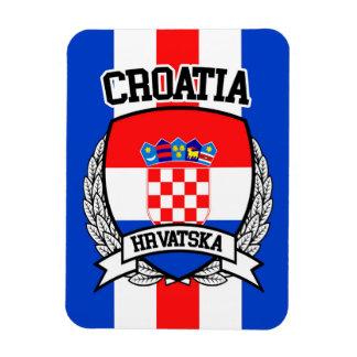 Imán Flexible Croacia