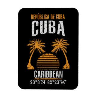 Imán Flexible Cuba