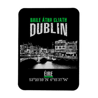 Imán Flexible Dublín