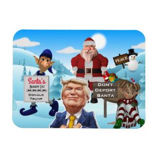 Imán Flexible El Polo Norte protesta el triunfo