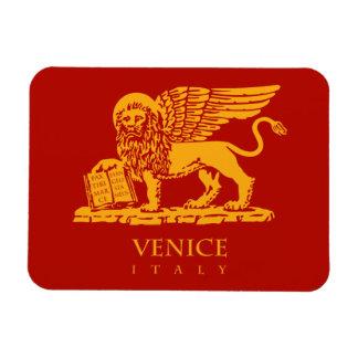 Imán Flexible Escudo de armas de Venecia