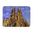 Imán Flexible Europa, España, Barcelona, Sagrada Familia