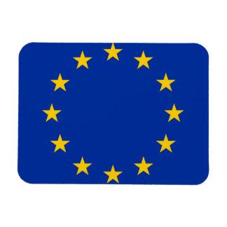Imán Flexible Europa estandarte