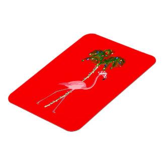 Imán Flexible Flamenco del navidad