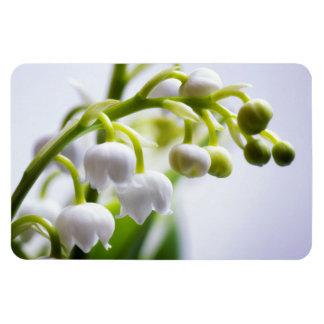 Imán Flexible Flores del lirio de los valles