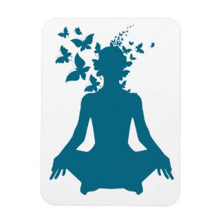 Imán Flexible fre positivo de la paz interior de la energía de