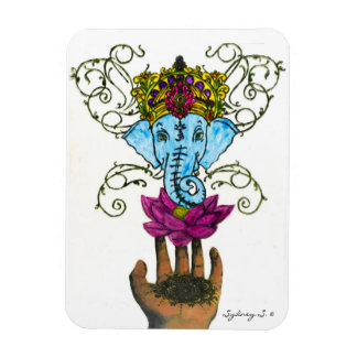 Imán Flexible Ganesha