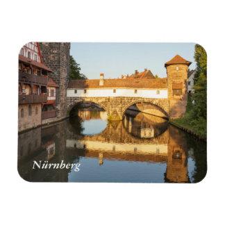 Imán Flexible Henkersteg en Nürnberg