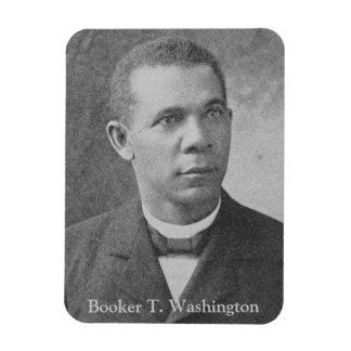 Imán Flexible Imagen americana de la historia el | del Booker T.